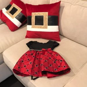 Other - Beautiful baby girl Xmas dress.